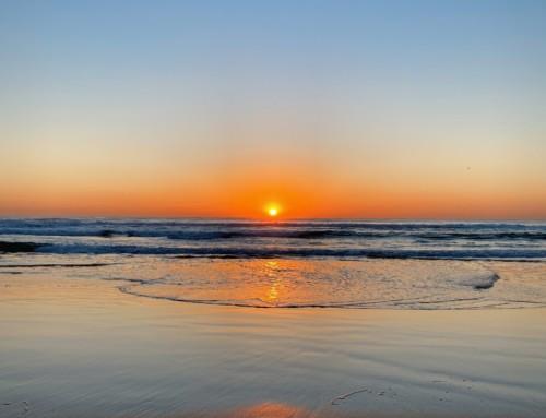 マンリービーチのSunrise
